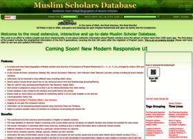 muslimscholars.info