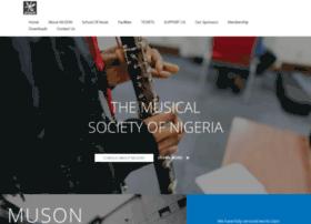 muson.org