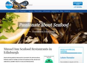 mussel-inn.com
