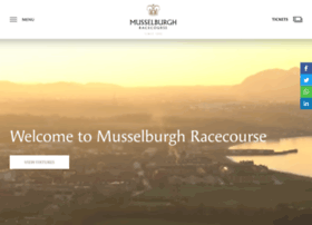 musselburgh-racecourse.co.uk