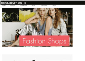 must-haves.co.uk
