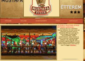mustafa-restaurant.com