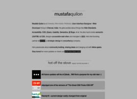 mustafaquilon.com