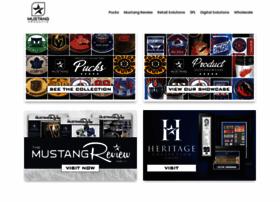 mustangdrinkware.com