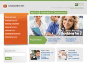 mustangii.net