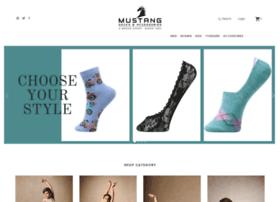 mustangsocks.com