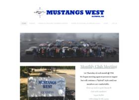 mustangswest.com