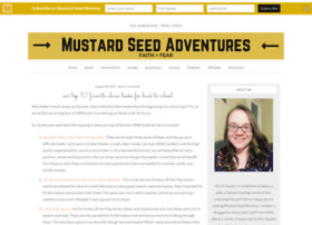 mustardseedmommy.com