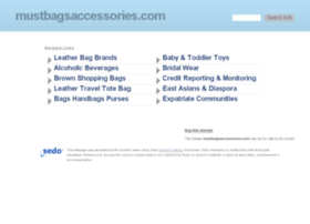 mustbagsaccessories.com