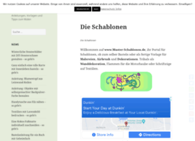 muster-schablonen.de