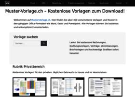 muster-vorlage.ch