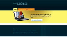 muster-vorlage.net