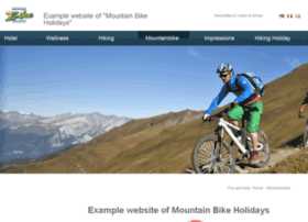 muster.bike-holidays.com
