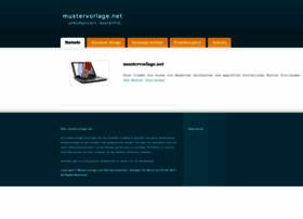 mustervorlage.net