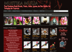 mustikamulia.com