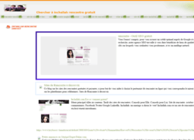 Site de rencontre gratuit non payant marocain