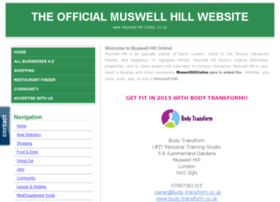 muswellhillonline.co.uk