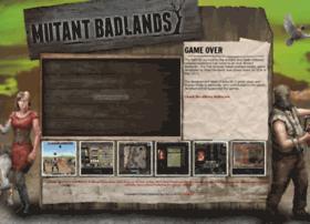 mutantbadlands.com