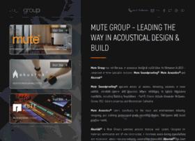 mutesoundproofing.com