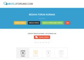 mutluforums.com