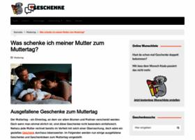 muttertagsgeschenkideen.com
