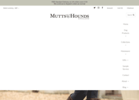 muttsandhounds.co.uk