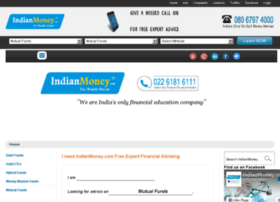mutual-funds.indianmoney.com