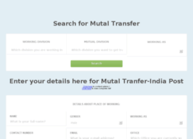 mutualtransfer.findingjobs.in