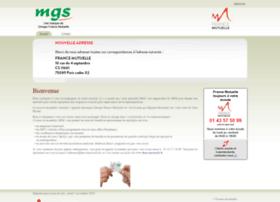 mutuelle-mgs.com