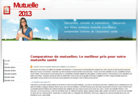 mutuelle2013.com