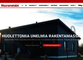 muurametalot.fi