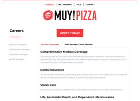 muypizzas.com