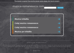 muzica-romaneasca.com