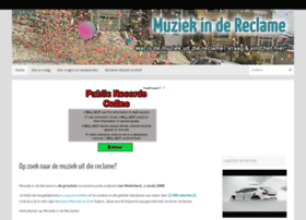 muziekindereclame.nl