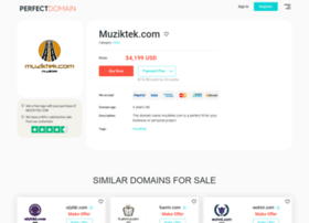 muziktek.com