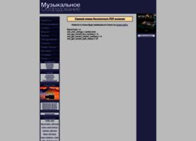 muzoborudovanie.ru