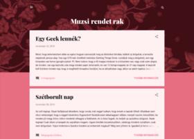muzsirendetrak.blogspot.com