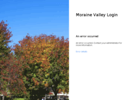 mvconnect.morainevalley.edu