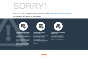 mvdw-software.be