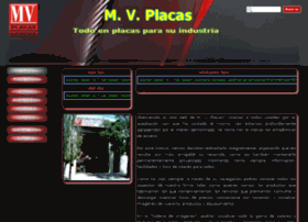 mvplacas.com