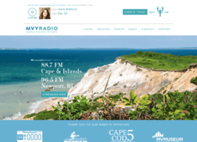 mvyradio.com