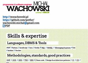 mwachowski.pl