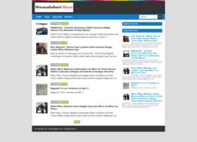 mwanahabarihuru.blogspot.com