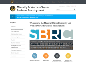 mwbd.baltimorecity.gov