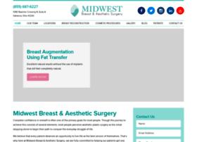 mwbreast.com