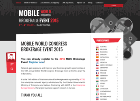 mwcbrokerageevent2015.talkb2b.net