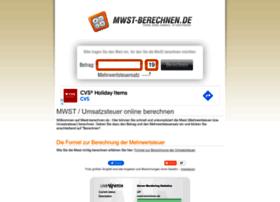mwst-berechnen.de