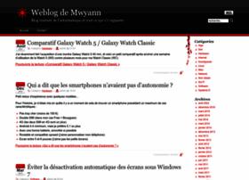 mwyann.fr