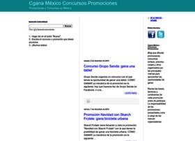 mx.cgana.com