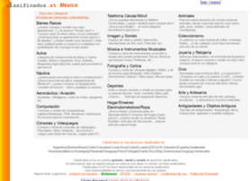 mx.clasificados.st